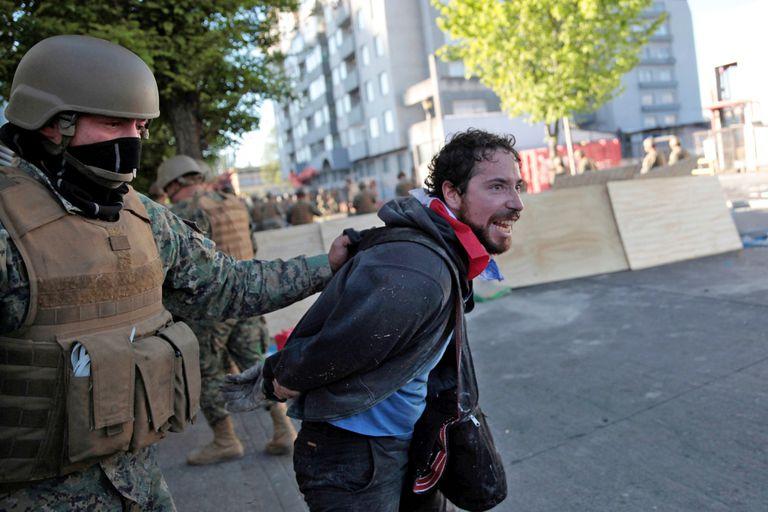 Protestas en Chile: aumentan las denuncias por represión y detenciones ilegales