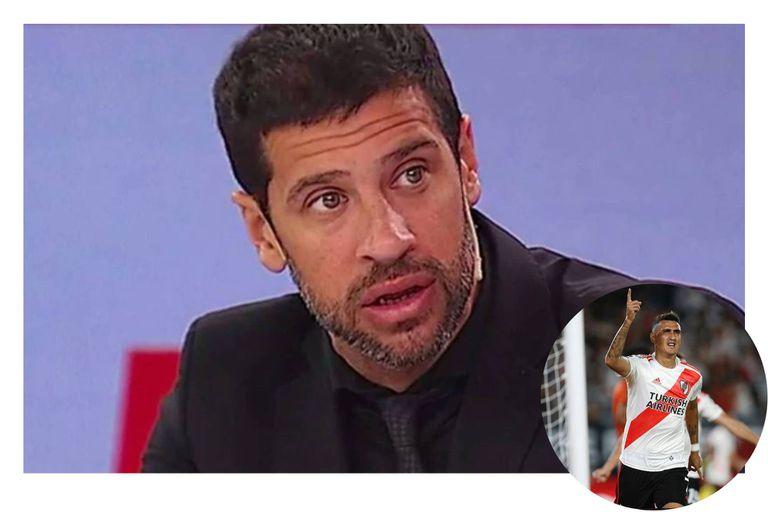 El sorpresivo apodo que le puso Sebastián Domínguez a Matías Suárez