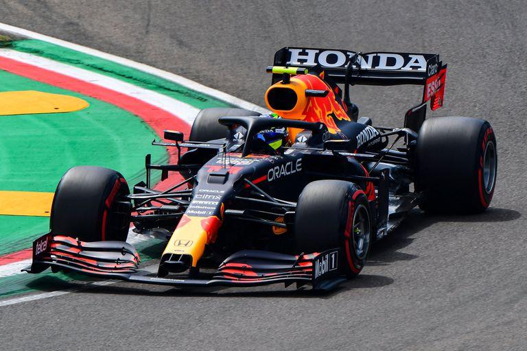 """Un gran día para Sergio """"Checo"""" Pérez en Red Bull"""