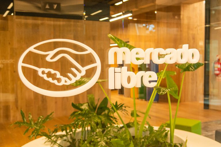Así son por dentro las nuevas oficinas de Mercado Libre