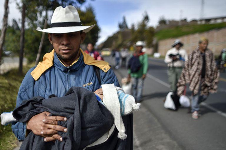 La región coordina más acciones para contener el éxodo de venezolanos