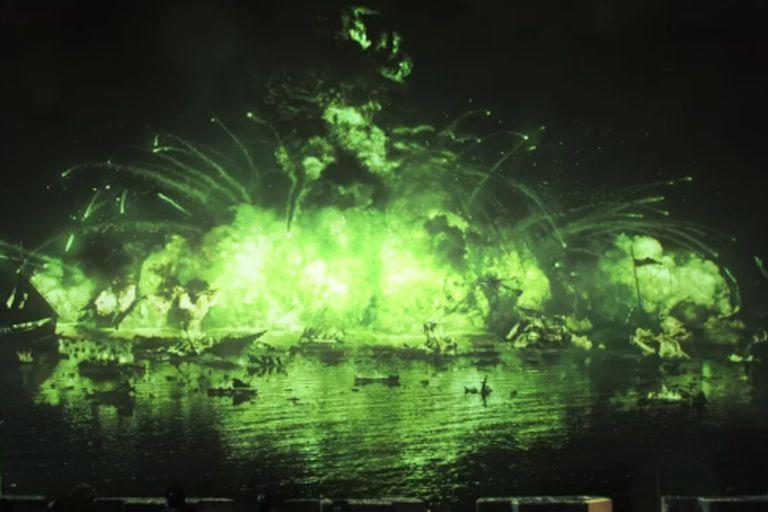 La explosión verde
