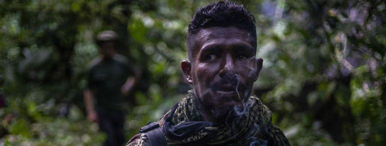 El regreso a las armas de los guerrilleros de las FARC