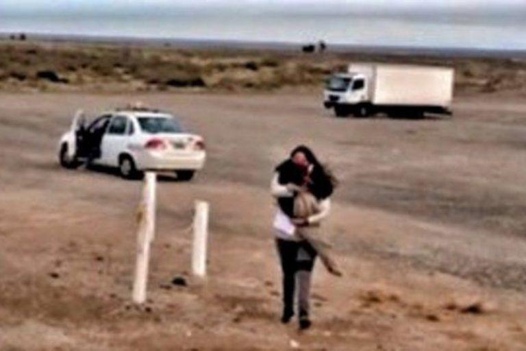 Viajó 400 km: la costosa hazaña de una familia para reencontrarse con su perro