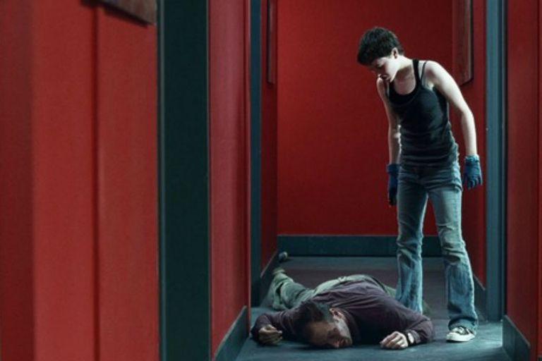 Ellen Page en el rol de vengadora contra Patrick Wilson