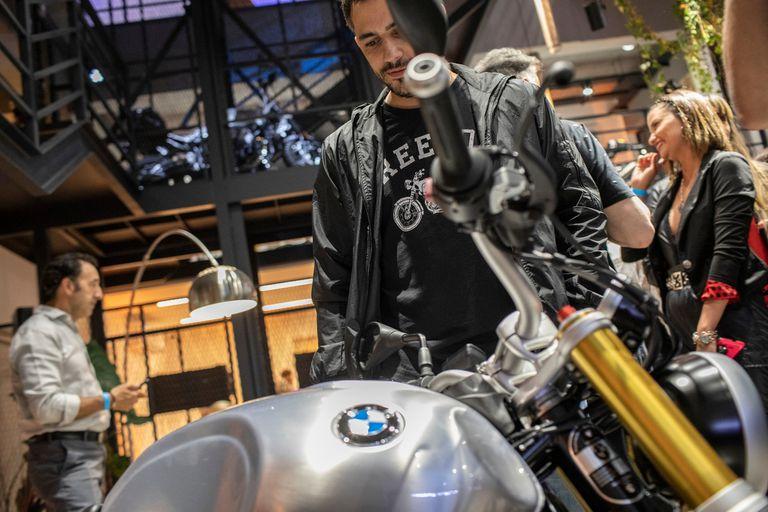 De la mano de Delta Motors, BMW Motorrad llegó a Zona Norte