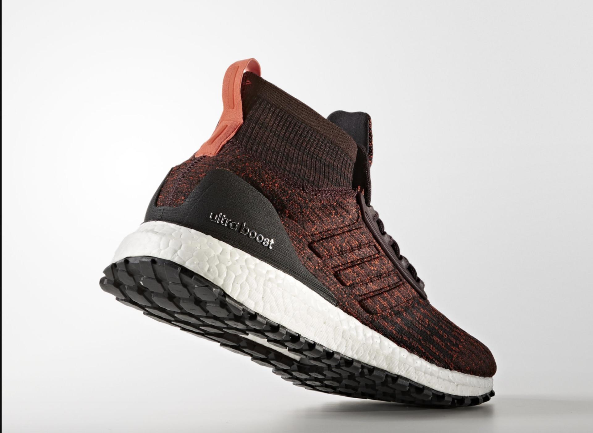 El nuevo calzado de la marca de las tres tiras: Ultraboost ATR