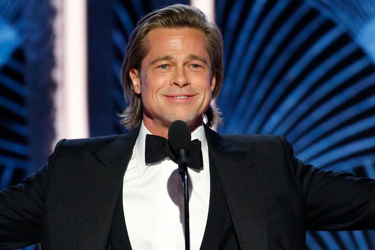 Premios SAG: la emoción de Brad Pitt frente a la victoria de Jennifer Aniston