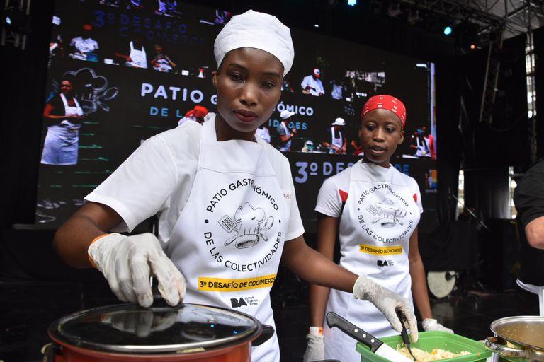 Gastronomía y pandemia: la clásica Feria de las Colectividades ahora es online