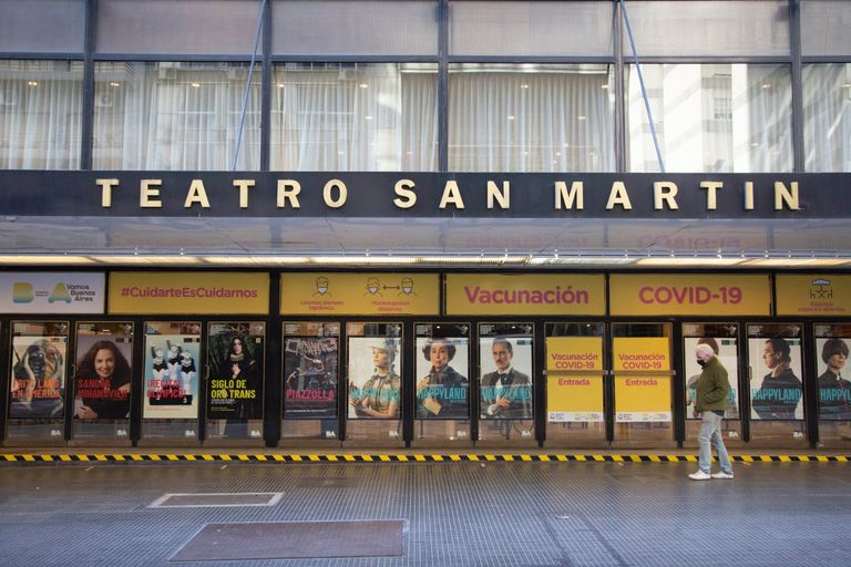 Teatro en la ciudad: ¿por qué rige un aforo del 30% cuando está habilitado trabajar con el 50%?