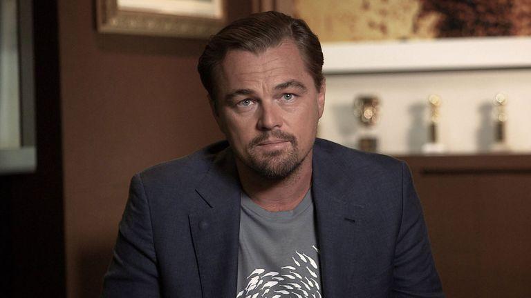 Leonardo DiCaprio será parte de la película sobre Charles Manson de Tarantino