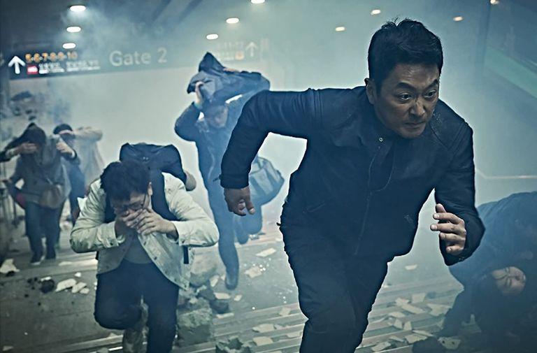 En Terremoto 8,5, cine catástrofe a la coreana