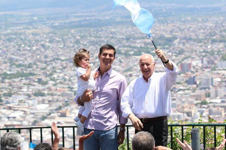 """Roberto Lavagna cerró su campaña en Salta: """"El domingo vamos por mucho más"""""""