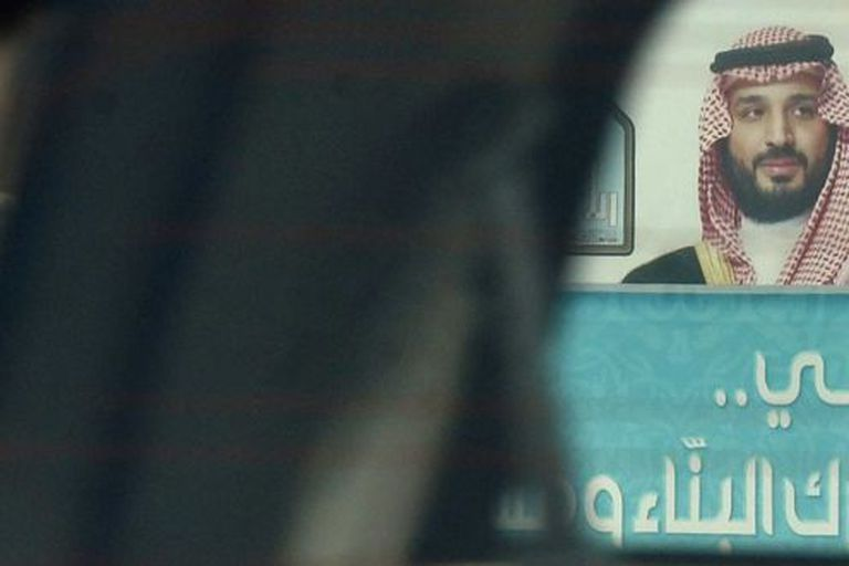En Arabia Saudita el príncipe goza de una alta popularidad especialmente entre la juventud