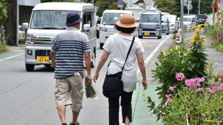 La población de Japón es de casi 127 millones de habitantes