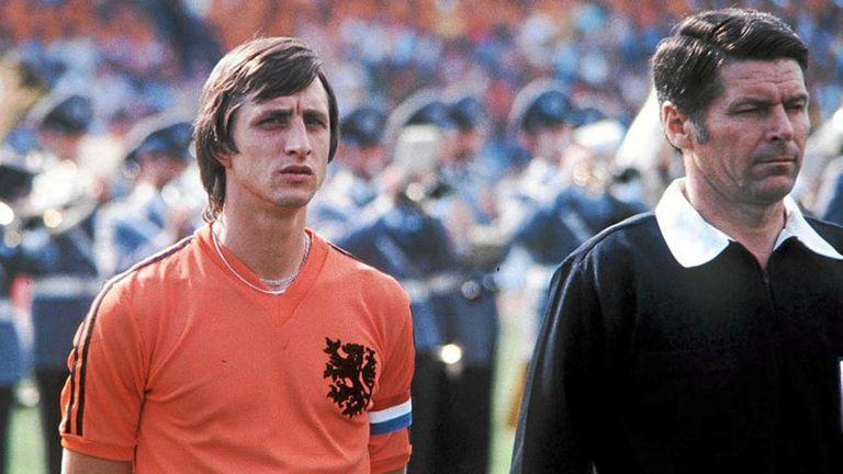 Johan Cruyff no estuvo en el Mundial de Argentina en 1978