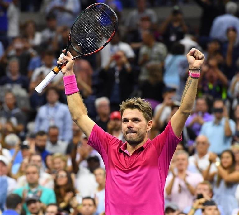 Uno por año..., antes fueron Australia 2014, Roland Garros 2015 y ahora llegó la conquista de Nueva York; Wawrinka le arrebató el título y el primer plano a Djokovic