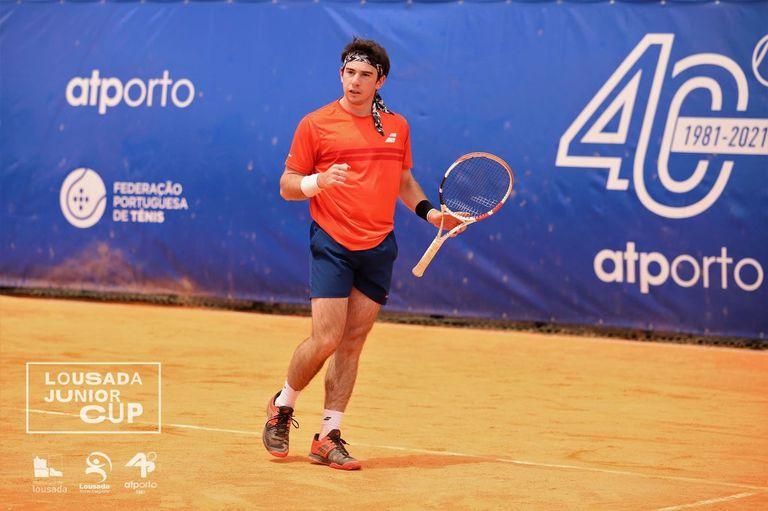 El misionero Ezequiel Monferrer, de 18 años y 74° de ITF (el junior mejor ubicado del país), estuvo cerca de jugar en Roland Garros pero su ranking no le permitió ingresar.