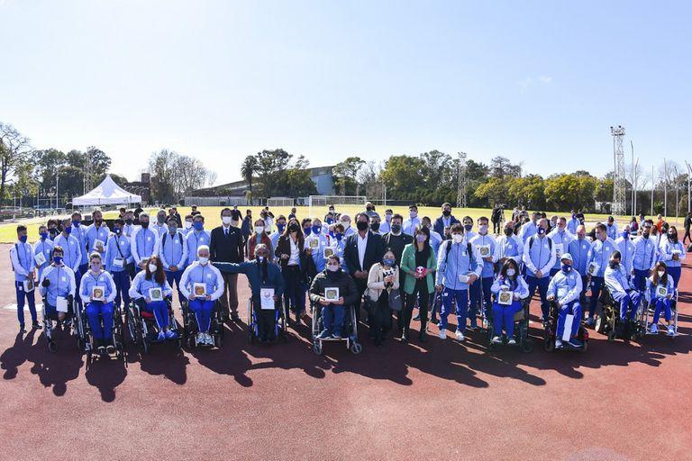 Con 57 atletas argentinos en 11 disciplinas, la llama vuelve a encenderse en Tokio