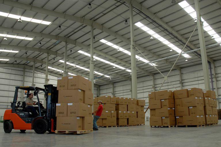 Por el auge del e-commerce, los depósitos trabajan a full
