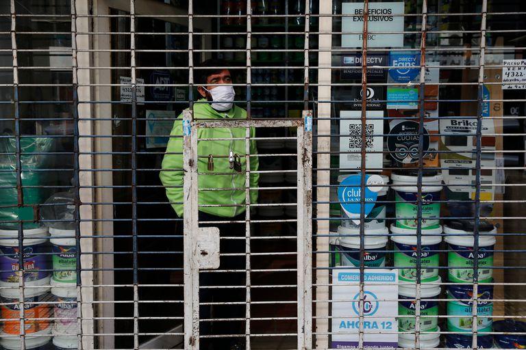 Semanas atrás, la entidad reportó un 20% de cierre definitivos de comercios en el ámbito de la Ciudad desde que comenzaron las medidas en el marco del aislamiento social preventivo