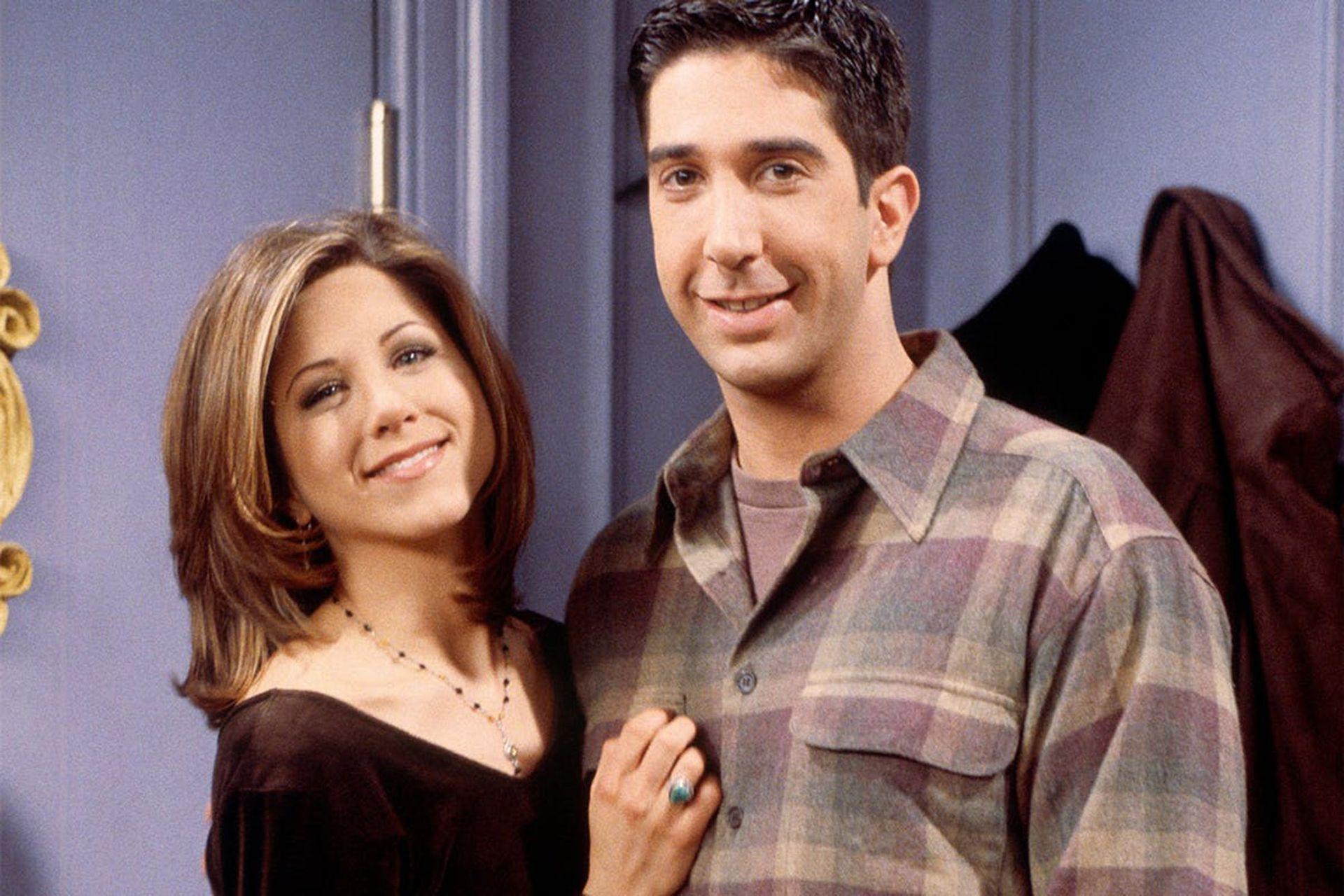 La historia de amor entre Rachel y Ross cautivó a los seguidores temporada tras temporada