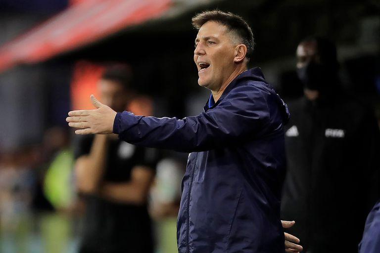 """Argentina-Paraguay: Berizzo, la doble presión y la alegría de """"llevarse algo"""""""