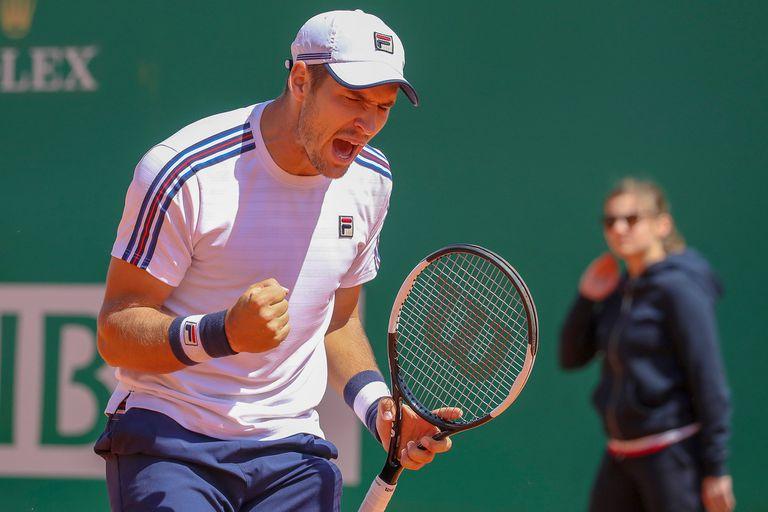 Dusan Lajovic llegó a su primera final a los 28 años