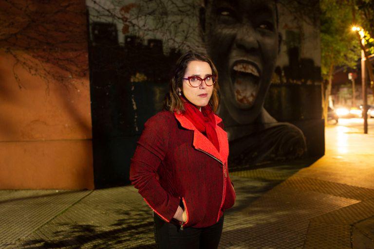 Malena Guinzburg es una de las integrantes del elenco de Las chicas de la culpa, la propuesta del Paseo La Plaza que está mejor funcionando con un promedio de 700 entradas por función