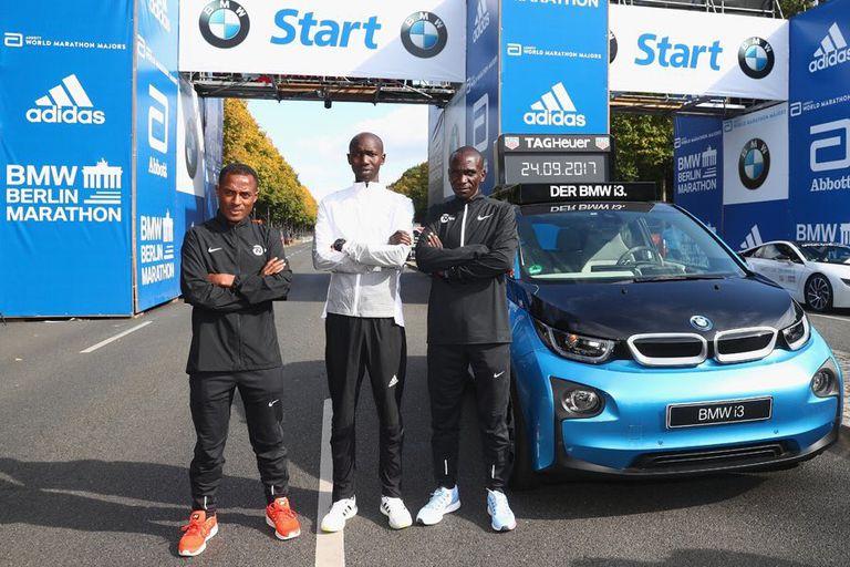 Bekele, Kipsang y Kipchoge: tres fondistas detrás del récord del mundo