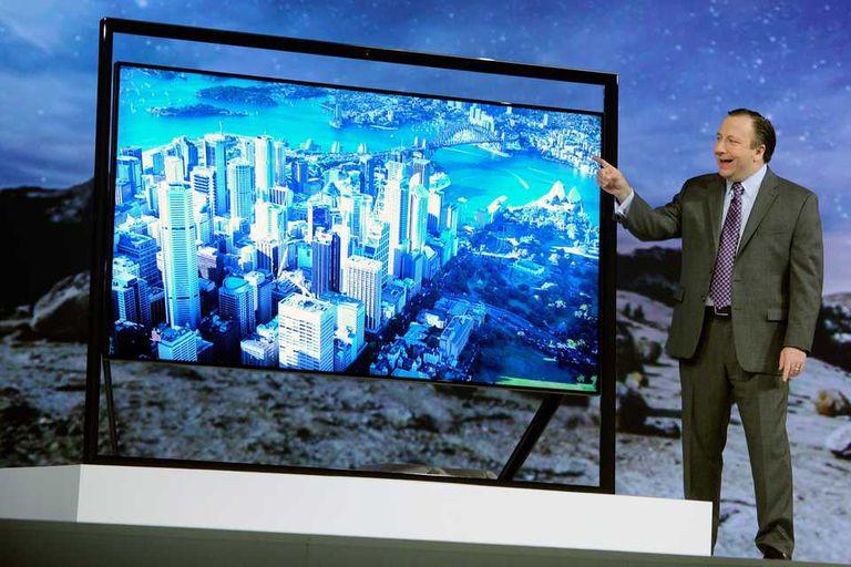 El Samsung UHD TV S9, presentado en la feria CES de Las Vegas, estará disponible en la Argentina desde el 1 de julio a 349.999 pesos
