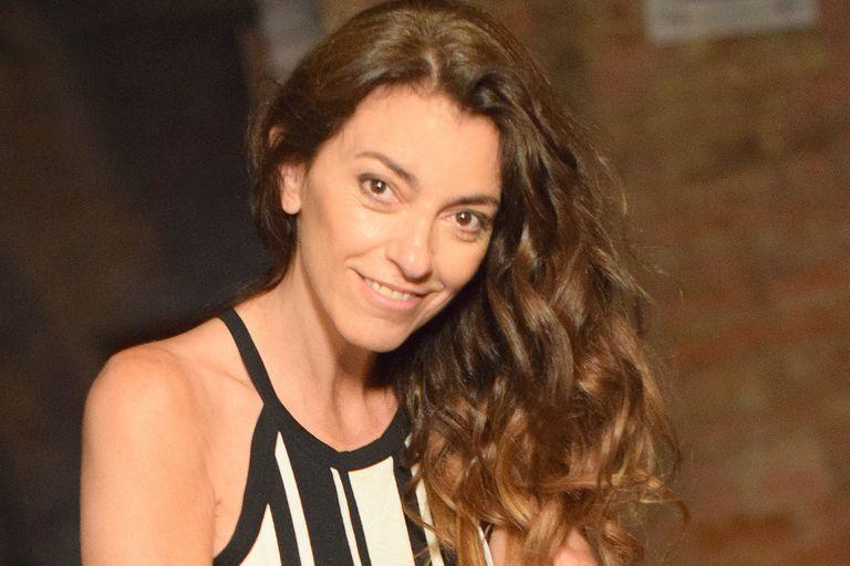 Nancy Anka disfruta de su presente: en el teatro, donde protagoniza Caprichos y en la vida familiar, con su hija Sofía y con su pareja, Ariel