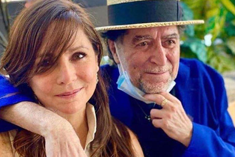 """Joaquín Sabina, tras su casamiento con Jimena Coronado: """"Estoy feliz"""""""