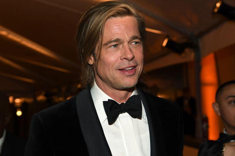 El año en que Brad Pitt hizo olvidar su imagen de alcohólico y mal padre