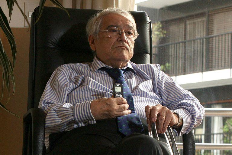 Héctor Méndez, ex titular de la UIA