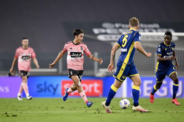 Serie A: el golazo de Play Station anulado en el 1-1 de Juventus y Hellas Verona