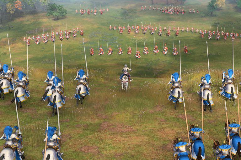 Una de las imágenes del juego que reveló Microsoft