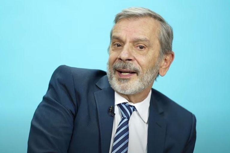 Antonio Fernández Llorente es conductor en C5N desde 2016