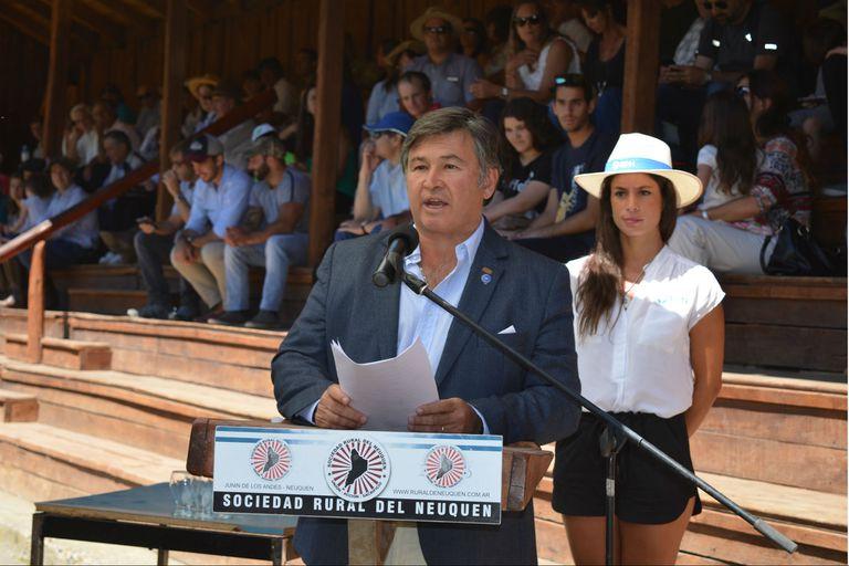 La Rural pidió que se revean las retenciones a la fruticultura y la viticultura