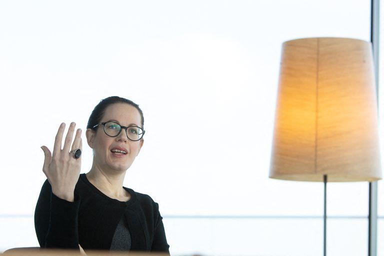 La austríaca Gerda Holzinger-Burgstaller, nueva presidenta del Erste Bank, quiere instaurar cuotas femeninas para romper con la disparidad en el trabajo