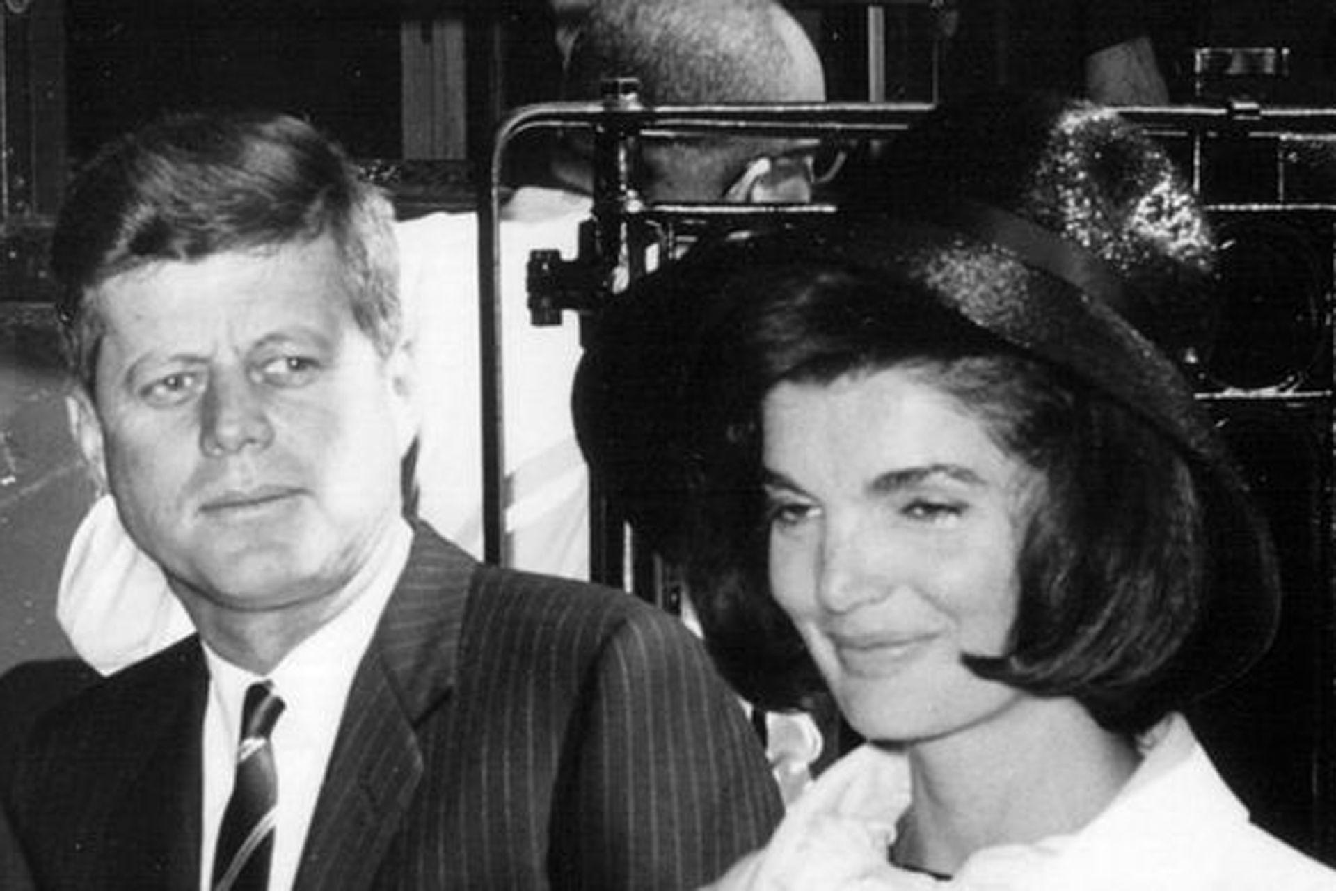 JFK y Jacqueline Bouvier son considerados como la pareja presidencial más icónica de la historia de Estados Unidos