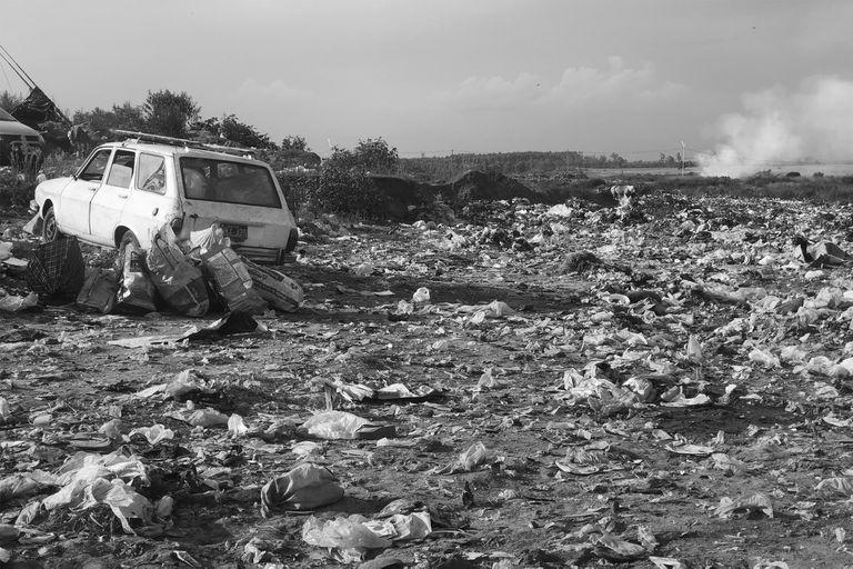 La provincia en la que cada vez más chicos comen de la basura