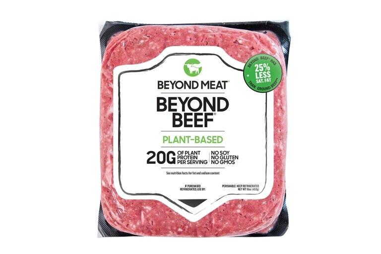 Carne, mayonesa y leche, los primeros productos 100% de origen vegetal.
