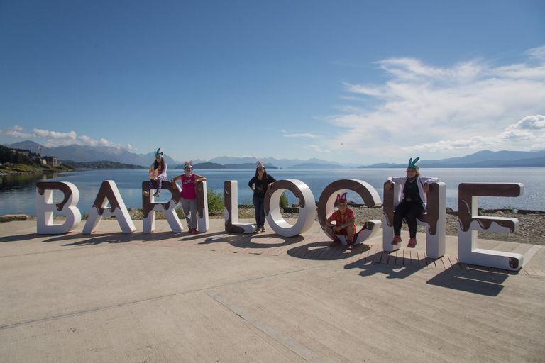 Bariloche, uno de los destinos preferidos por los estudiantes que terminan el secundario