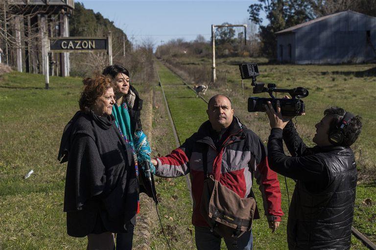 En dos décadas, Junco y Midú filmaron tres telenovelas, 150 cortos y 26 largometrajes con actores amateurs