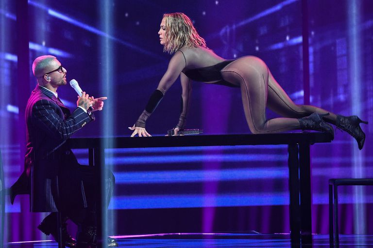 Maluma y Jennifer Lopez, una pareja que saca chispas y revoluciona las redes sociales