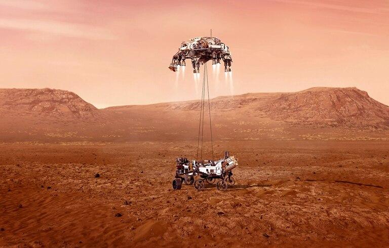Luego del aterrizaje del perseverance en Marte surgen algunas inquietudes como ser, ¿por qué es tan importante?