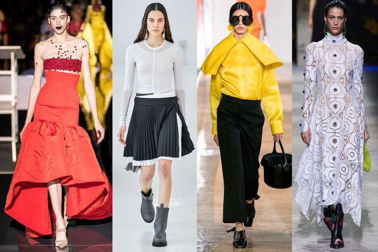 La nueva generación de modelos nacionales que triunfa en las pasarelas de las capitales de moda del mundo. En la foto: Bárbara Sánchez, Denise Ascuet, Florencia Arriola y Pilar Boeris