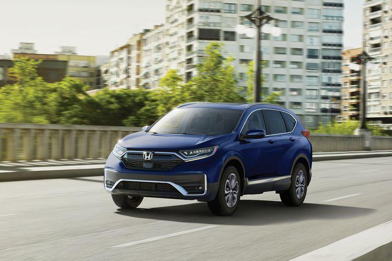 Autos. Test drive y precio del Honda CR-V 2021, el nuevo SUV que llegó al país