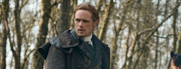 Outlander. Charlamos con Sam Heughan, el escocés que interpreta a Jamie